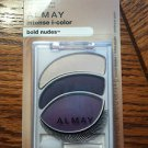 Lot of 2 Almay Intense i-color 411 Bold Nudes for Browns #113