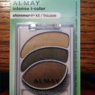 Lot of 2 Almay 424 Intense i-color  Shimmer-i for Greens  #125