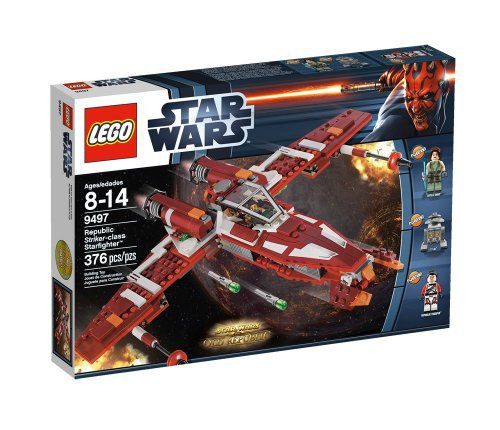 Lego: Star Wars Republic Striker Class Starfighter