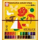 Sakura Cray-Pas 24 colors LP24R (Japan Import)