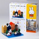 nanoblock - Miffy and the Streets of Holland