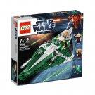 Lego: Star Wars Saesee Tiin's Jedi Starfighter