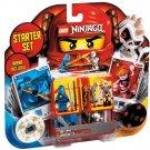 Lego: Ninjago 2257 Spinjitzu Starter Set