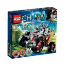Lego: Legends of Chima Wakz's Pack Tracker