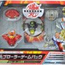 Bakugan BRAWLER GAME PACK GP-004 12 Orders's React
