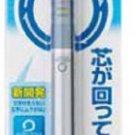 Uni Kuru Toga Auto Lead Rotation Mechanical Pencil 0.3 mm Silver (Japan Import)