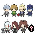 Cellphone Strap: Persona 4 Rubber Strap Collection Vol.1 8-piece [Japan Import]