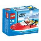 Lego: Lego City Speed Boat