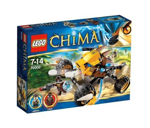 Lego: Lego Chima Lennox Lion Attack Playset