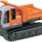 Toy: Takara Tomy Tomica Hitachi Rubber Crawler Carrier [Japan Import]
