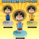 Figure: Megahouse One Piece Luffy (Memorial Ver.) [Japan Import]