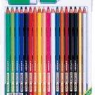Mitsubishi Pencil 890 18 color pencil set K89018CS