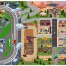 Disney Cars - Tomica Cars [Large World Map]