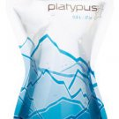 Water Bottle: Platypus Soft Bottle with Closure Cap, Mountains, 0.5-Liter
