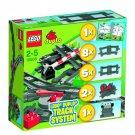 Lego: Duplo Train Accessory Set Track System