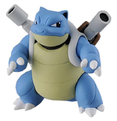 Toy: Pokemon Monster Collection Blastoise