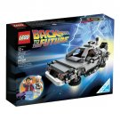 Lego: The DeLorean Time Machine Building Set