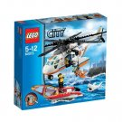 Lego: Lego City Coast Guard Catamaran & Helicopter