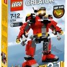 Lego Creator 5764 Rescue Robot (Japan Import)