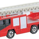 Tomica No.108 Hino Aerial Ladder Fire Truck  (Japan Import)