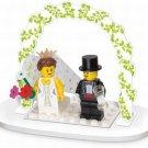 Lego: Minifigure Wedding
