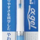 Uni Alpha-gel Mechanical Pencil 0.5mm White And Blue Body M5807GG1PW.33