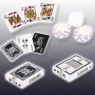 JoJo's Bizarre Adventure (BLACK SIDE) Derby's Poker Set Deck (Japan Import)