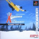 ESPN Digital Games - PlayStation - X Games Pro Boarder