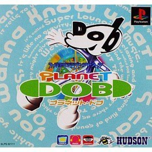 HUDSON - Planet Dob - PlayStation