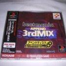 Konami - Beatmania Append 3rd Mix - PlayStation