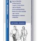 Staedtler Inc - Lumograph Graphite Drawing/Sketching Pencils 100G6