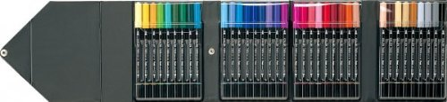 Pentel - twin color pen 36 colors set SCW-36
