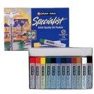 Sakura Color ESP12 pastel crayon Specialist  12 color