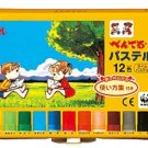 Pentel pastel 12 colors GHSR-12