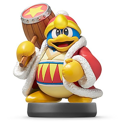 Nintendo Wii U 3DS Amiibo King Dedede Super Smash Bros. [Japan Import]