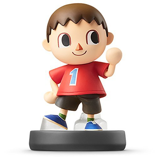 Nintendo Wii U 3DS Amiibo Villager Super Smash Bros. [Japan Import]