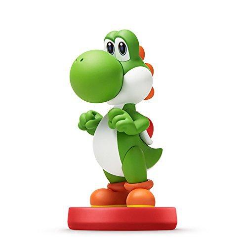 Nintendo Wii U 3DS Amiibo Yoshi Super Smash Bros. [Japan Import]