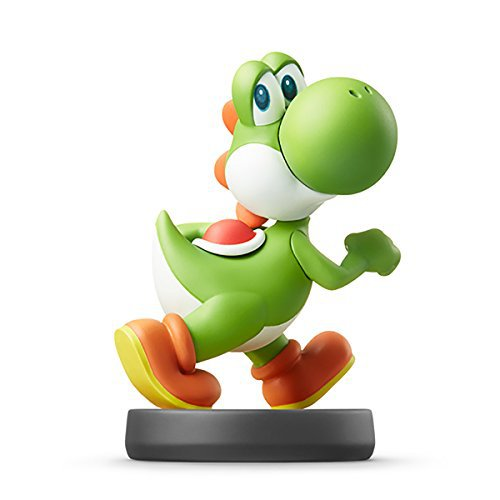 Nintendo Wii U 3DS Amiibo Yoshi Super Smash Bros. [Japan Import]