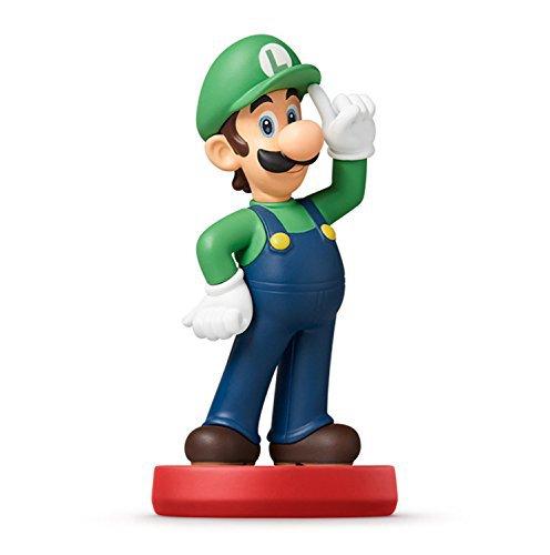 Nintendo Wii U 3DS Amiibo Luigi Super Smash Bros. [Japan Import]