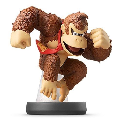 Nintendo Wii U 3DS Amiibo Donkey Kong Super Smash Bros. [Japan Import]