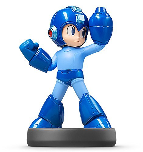 Nintendo Wii U 3DS Amiibo Mega Man Super Smash Bros. [Japan Import]