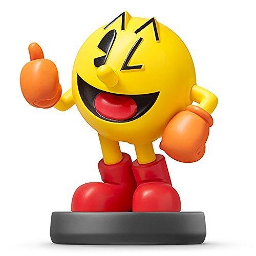 Nintendo Wii U 3DS Amiibo PAC-MAN Super Smash Bros. [Japan Import]