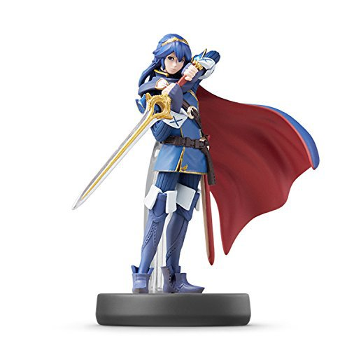 Nintendo Wii U 3DS Amiibo LUCINA Super Smash Bros. [Japan Import]
