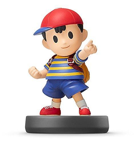 Nintendo Wii U 3DS Amiibo Ness Super Smash Bros. [Japan Import]