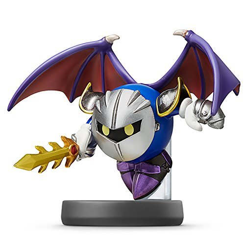 Nintendo Wii U 3DS Amiibo Meta Knight Super Smash Bros. [Japan Import]
