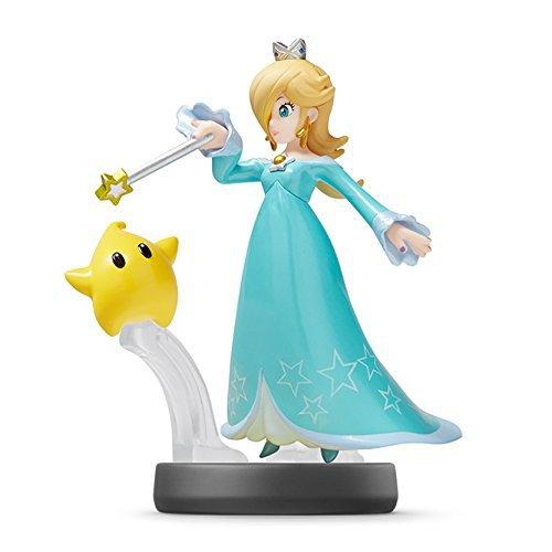 Nintendo Wii U 3DS Amiibo ROSETTA & CHIKO Super Smash Bros. [Japan Import]