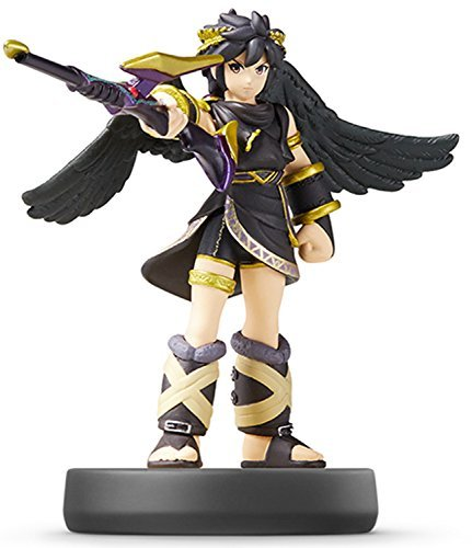 Nintendo Wii U 3DS Amiibo DARK PIT Super Smash Bros. [Japan Import]
