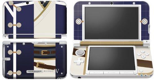 Dezasukin - Shin Megami Tensei IV - Original Skins for Nintendo 3DS LL