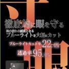 Nintendo 3DS - Self-adsorption film cut blue light for 3DS