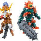 LBX Battle Custom Figure Set with LBX Jeanne D & LBX Hakaiger(Japan Import)